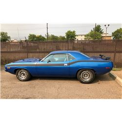 1972 PLYMOUTH CUDA 383 ROTISERRIE RESTORATION FACTORY AC MUST SEE INCREDIBLE MOPAR