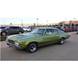 1971 BUICK GS 455 RAM AIR 4 SPEED REAL DEAL GM DOCUMENTED