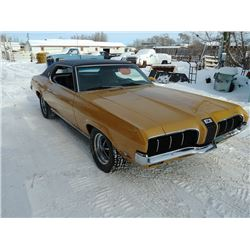 1970 MERCURY COUGAR XR7 STUNNING RESTORATION