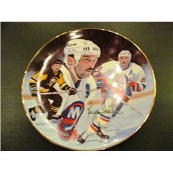 NHL LEGENDS COLLECTOR PLATE SERIES
