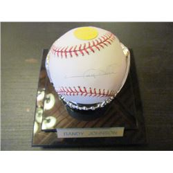 AUTOGRAPHED MLB BASEBALL - RANDY JOHNSON