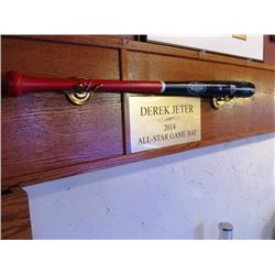 2014 ALL STAR GAME MLB BAT - DEREK JETER
