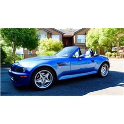 NO RESERVE 1999 BMW Z3M 2-DOOR CONVERTIBLE