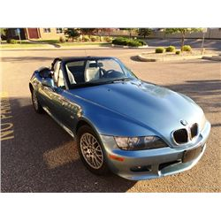 NO RESERVE! 2001 BMW Z3 CONVERTIBLE