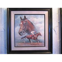 2 FRED STONE PRINTS - FEATURING CIGAR