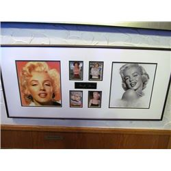 5 FRAMED PICTURES - MARILYN MONROE