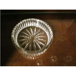 WATERFORD CRYSTAL TWO SMALL BOWLS