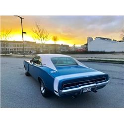 FRIDAY NIGHT FEATURE 1970 DODGE CHARGER RT SE 440 STUNNING FRAME OFF RESTORATION