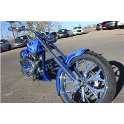 FRIDAY NIGHT! 2014 ROLLING THUNDER CUSTOM CHOPPER