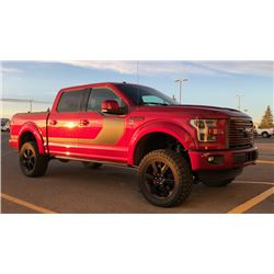 FRIDAY NIGHT! 2016 Ford F-150 650hp Roush Supercharged