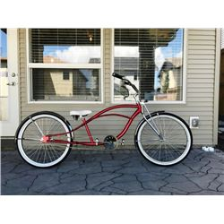 FRIDAY NIGHT!! NO RESERVE! CALIFORNIA BEACH CRUISER