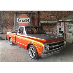 1969 CHEVROLET C10 SHORTBOX CUSTOM