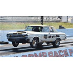 1964 DODGE 330 NHRA LEGAL STOCK ELIMINATOR 426 HEMI