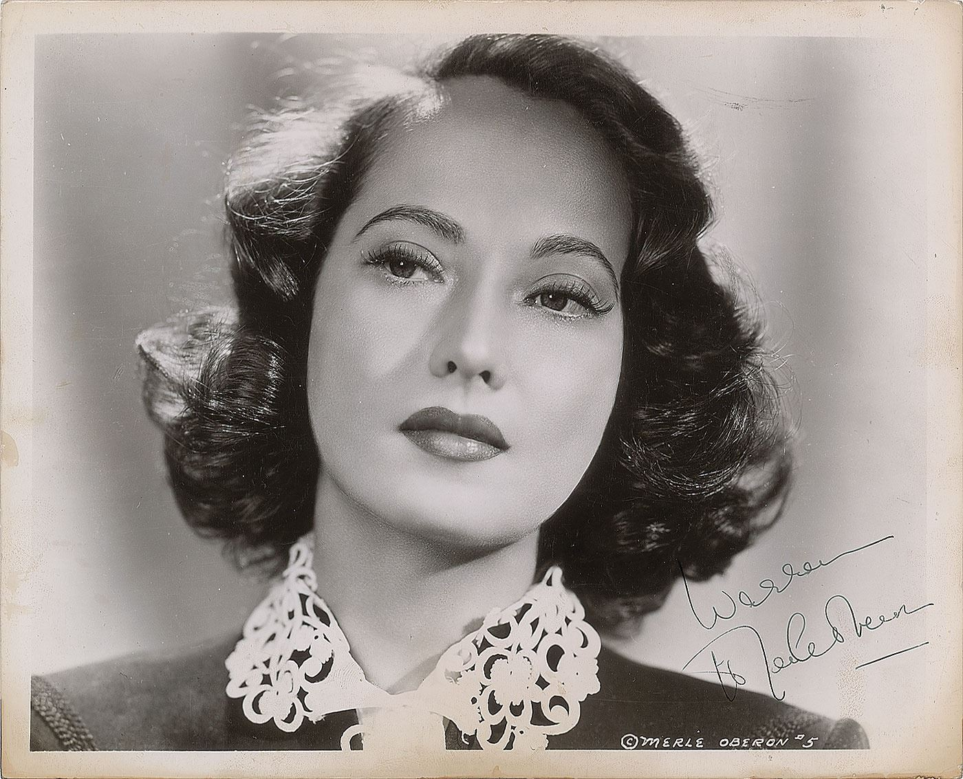 Merle Oberon nude photos 2019