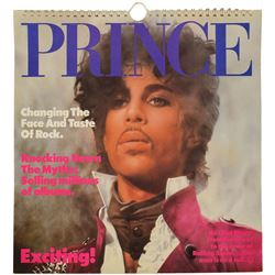 Prince Calendar and Ephemera