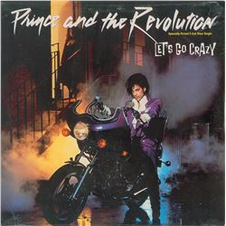 Prince 'Let's Go Crazy' Single Album