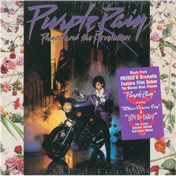 Prince 'Purple Rain' Album