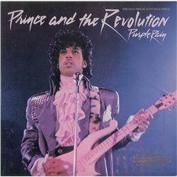 Prince 'Purple Rain' Promotional Single Album