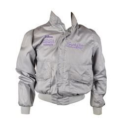 Prince Purple Rain Tour Crew Jacket