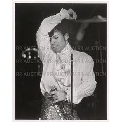 Prince Original Vintage 1984 Minnesota Music Awards Photograph