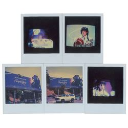 Prince Group of (11) Purple Rain Items