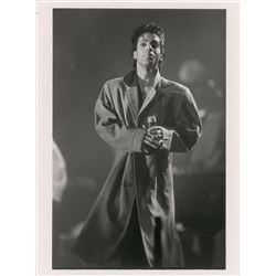 Prince 1986 Parade Tour Original Vintage Photograph
