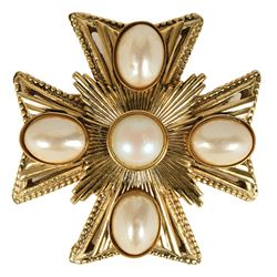Prince's Personally-Owned and -Worn Brooch