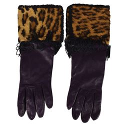 Prince's Personally-Worn Gloves