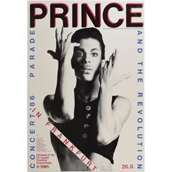 Prince Group of (3) European Tour Posters