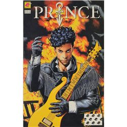 Prince Pair of 1991 Comic Books