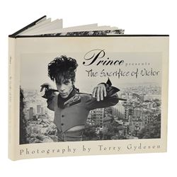 Prince Presents The Sacrifice of Victor Hardcover Book
