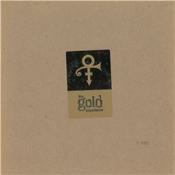 Prince The Gold Experience Limited Edition Promo Album