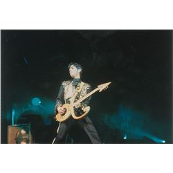 Prince 1995 The Ultimate Live Experience Tour Original Color Photograph