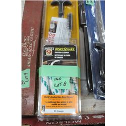 Gun Cleaning Kit & Shotgun Bore Cleaner