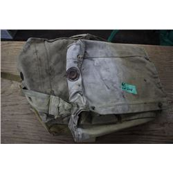 3 Gas Mask Carrying Bags