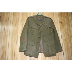 Military Officer's Jacket