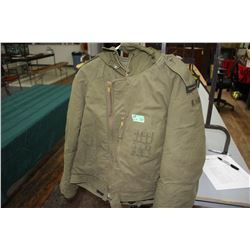 Military Combat Vehicle Crew Jacket