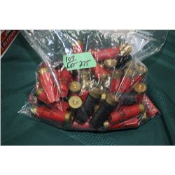 Bag of 12 ga. Shot Gun Shells