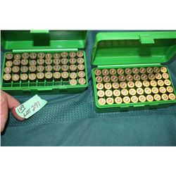 2 Case Guard Boxes of 44 Rem. Mag Brass