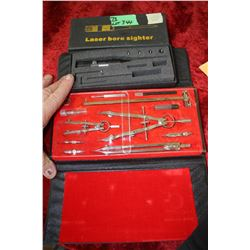 Laser Bore Sighter & Hughes Owens Architectural Drawing Set