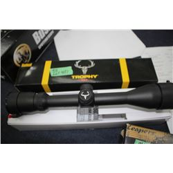 Bushnell Trophy XLT 3x9x40 Scope