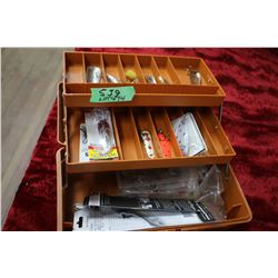 Tackle Box with Gear