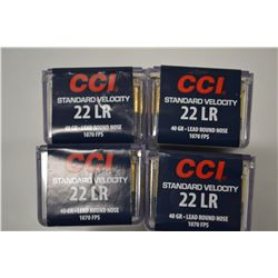 400 ROUNDS CCI 22LR 40 GRAIN