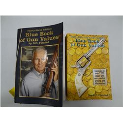 BLUE BOOK OF GUN VALUES 35TH -36TH ADDITION