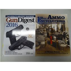2016 GUN DIGEST AND AMMO ENCYLCLOPEDIA