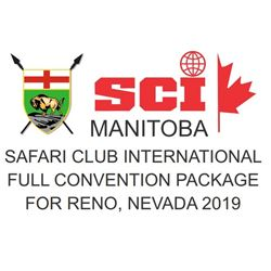 SCI Convention full pass for 2019 SCI Convention in Reno, Nevada