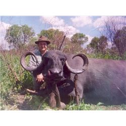 7 DAY BIG GAME HUNT for 2 in ARGENTINA