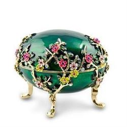 1901 Kelch Apple Blossom Russian Faberge Egg