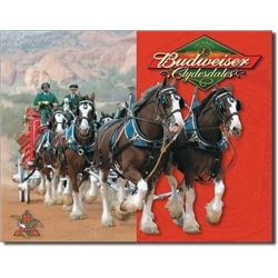 Budweiser - Clydesdales