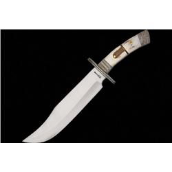Brian Wilhoite Fixed Blade Knife New Canyon Diablo Bowie